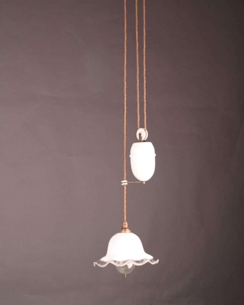 Vintage Lighting Vintage Ceramic Rise And Fall